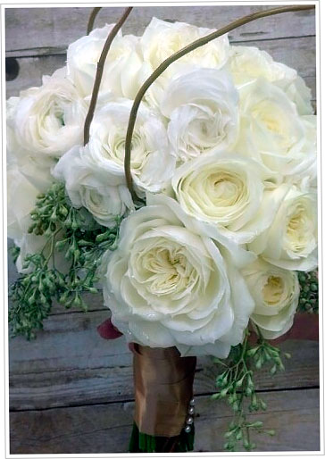 Bridal Bouquet from Designs by Dennis in Kingfisher, OK