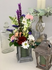 Light up Her Day Bouquet from Designs by Dennis, florist in Kingfisher, OK