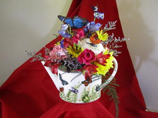 Designs By Dennis Florist In Kingfisher Kingfisher Flower Shop