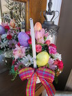 Happy Easter Bouquet from Designs by Dennis, florist in Kingfisher, OK