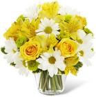 Sunny Sentiments Bouquet from Designs by Dennis, florist in Kingfisher, OK