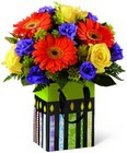 The FTD Perfect Birthday Gift Bouquet
