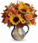 Teleflora's Glaze Of Glory Bouquet