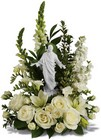 Sacred Grace Bouquet - Deluxe from Designs by Dennis, florist in Kingfisher, OK